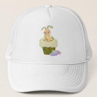 Cupcake Bunny Trucker Hat
