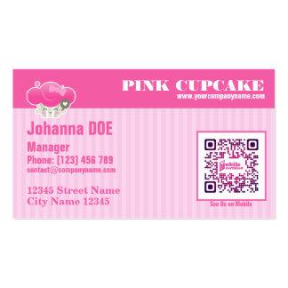 Cupcake business card