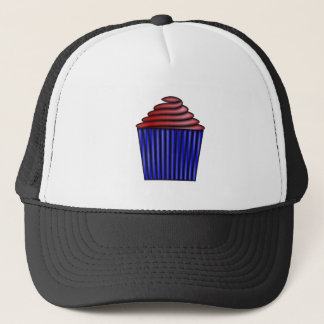 Cupcake by Kenneth Yoncich Trucker Hat