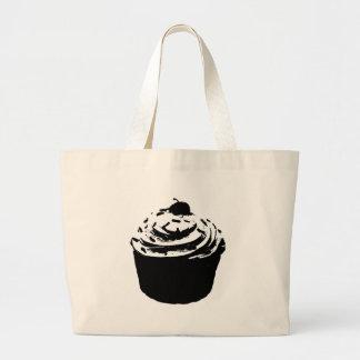 cupcake canvas bag