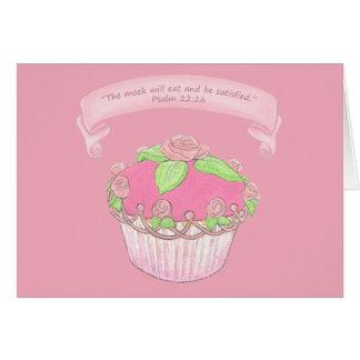 Cupcake Card 3~Scriptures