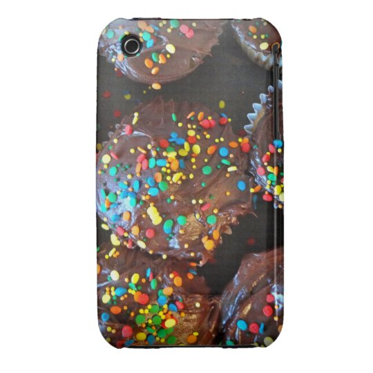 Cupcake Case-Mate iPhone 3G/3GS Barely There Case