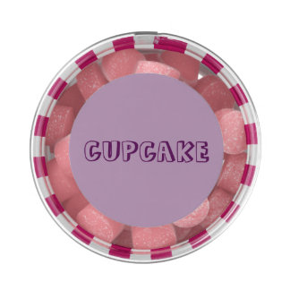 CUPCAKE CHEWING GUM