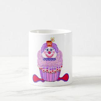 Cupcake Clown Magic Mug