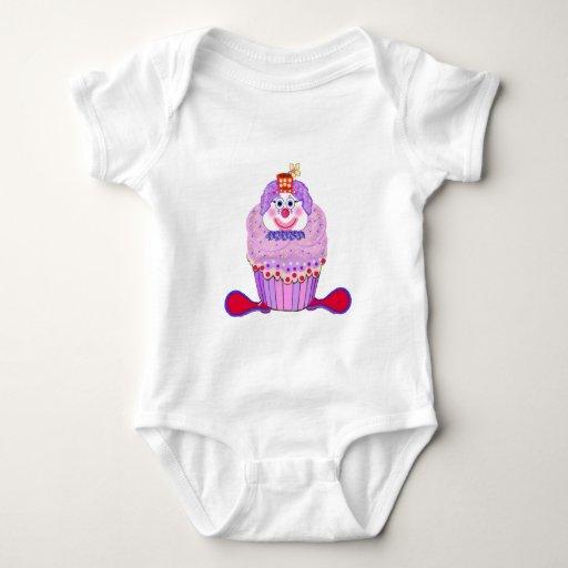 Cupcake Clown Tee Shirt