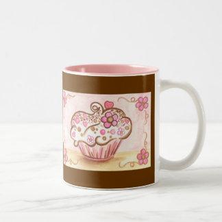 Cupcake Coffee Mug Birthday Gift