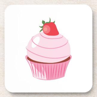 Cupcake Beverage Coasters