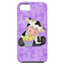 Cupcake Cow iPhone 5 case mate vibe