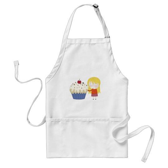 cupcake craving adult apron