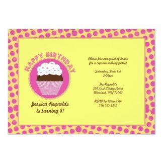 Cupcake Craze Card