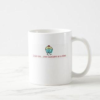 cupcake, cupcake classic white coffee mug