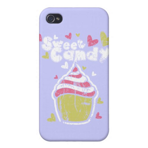 Cupcake Cupcakes Food Desserts Sweet Snack Love iPhone 4 Covers