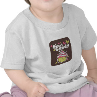 Cupcake Cupcakes Sweet Candy Desserts Snack Love T Shirts