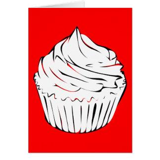 cupcake curls card
