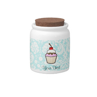 Cupcake; cute candy dishes