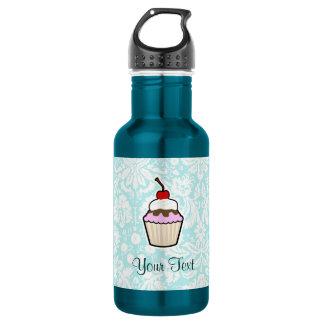 Cupcake; cute 18oz water bottle