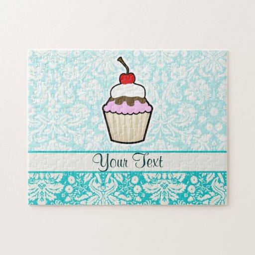 Cupcake; cute puzzles