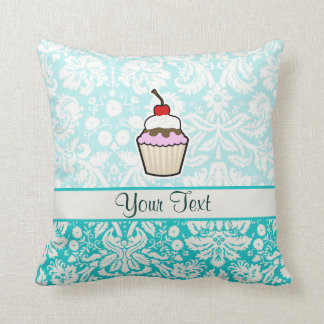 Cupcake; cute throw pillow
