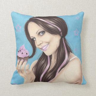 Cupcake Cutie Pillow