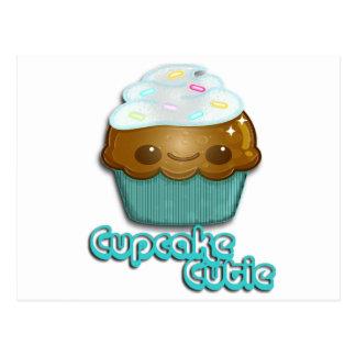 Cupcake Cutie Postcard