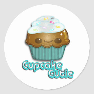 Cupcake Cutie Stickers