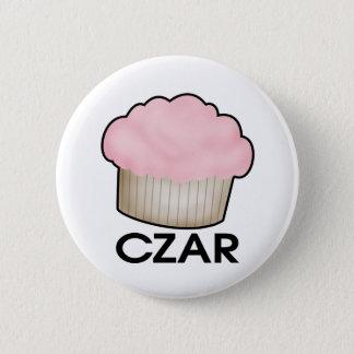 Cupcake Czar Button