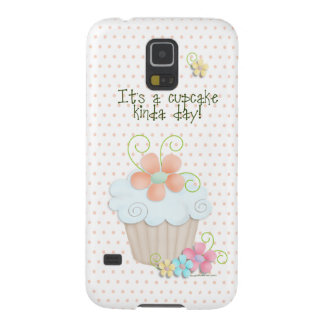 Cupcake Day Case For Galaxy S5