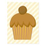 Cupcake. de Brown Postal
