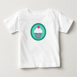 Cupcake design infant t-shirt
