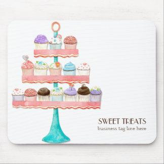 Cupcake Dessert Baking Bakery Business Package Mousepads