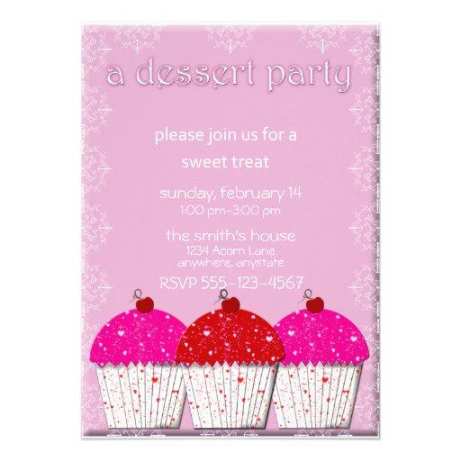 Cupcake Invitations Free is best invitations sample