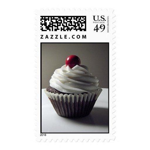 Cupcake Diva Stamp