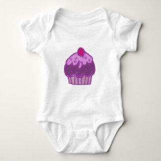 Cupcake Doodles Baby Bodysuit
