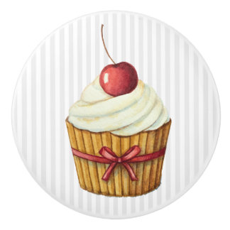 Cupcake Knobs And Pulls Zazzle