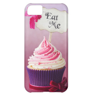 Cupcake - Eat Me Case For iPhone 5C