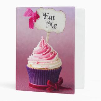 Cupcake - Eat Me Mini Binder