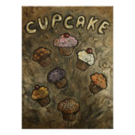 Cupcake Explosion Posters