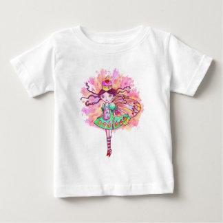 Cupcake Fairy Infant T-Shirt - Pink Cherries Fae