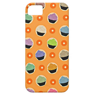 Cupcake flavor iPhone 5 cover