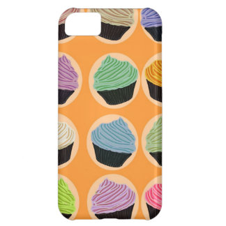 Cupcake Flavors Cover For iPhone 5C