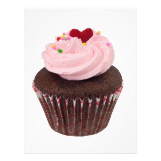 Cupcake Flyer Design