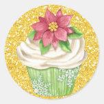 Cupcake Food Sticker - SRF