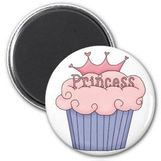 Cupcake For A Princess Magnet