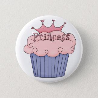 Cupcake For A Princess Pinback Button