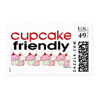Cupcake Friendly Stamps