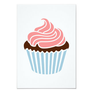 Cupcake frosting announcements