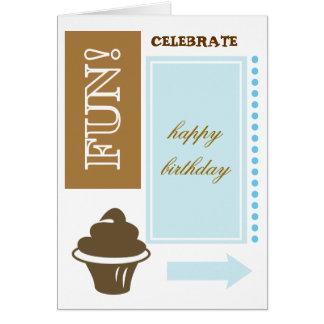 Cupcake Fun Card