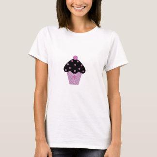 Cupcake fun cute ladies t-shirt, gift idea T-Shirt