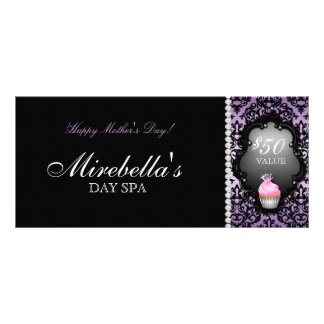 Cupcake Gift Certificate Mother's Day