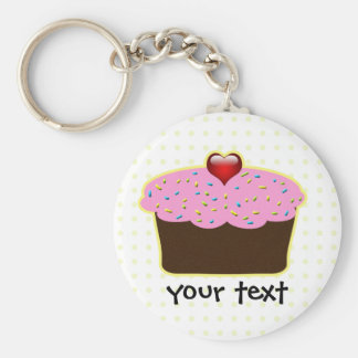 cupcake gifts keychain